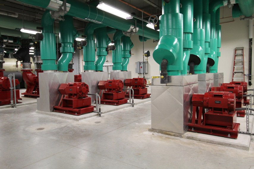 South Miami Hospital Central Energy Plant Upgrade