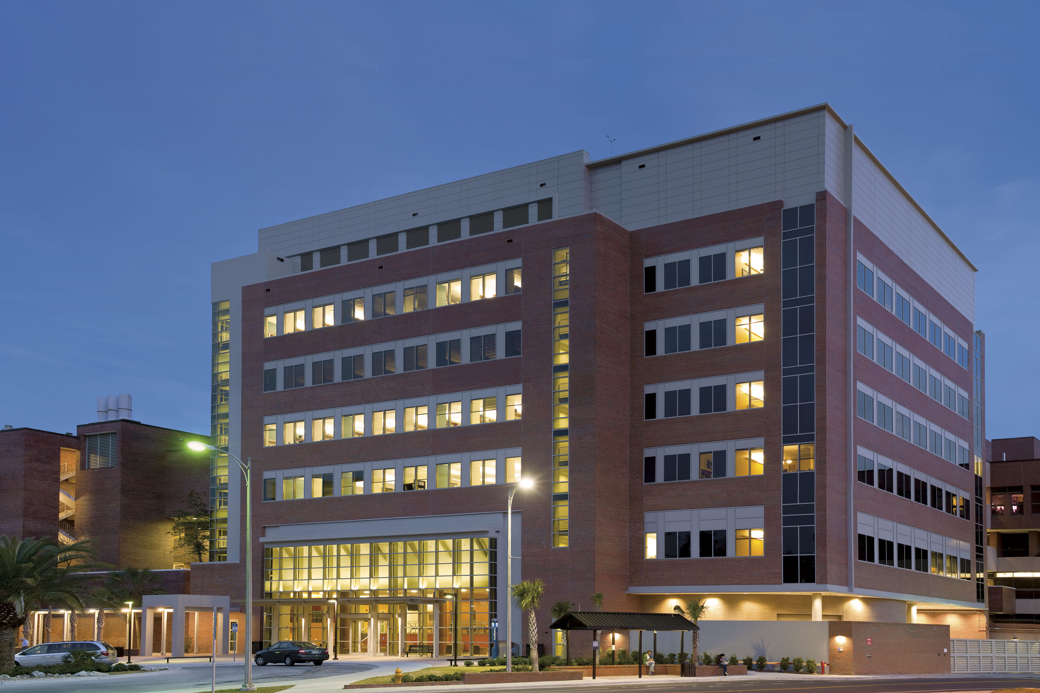 University of Florida Biomedical Science Building