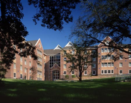 University of Florida Hume Honors Residence Hall